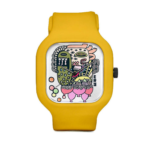 Bubble Animal Sport Watch