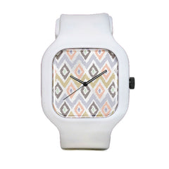 Desiree Diamond Chevron Sport Watch
