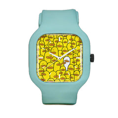 Hello Ducks Sport Watch