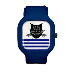 Cats First America Sport Watch