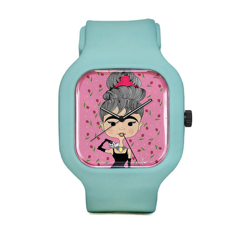 Frida Breakfast at Tiffany's Sport Watch
