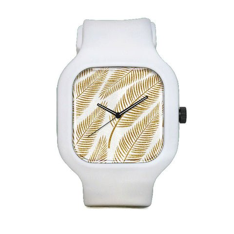 Golden Palm Sport Watch