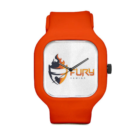 Team FURY Logo Sport Watch