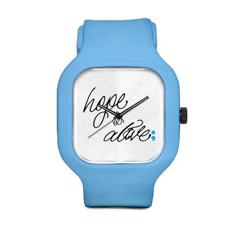 Hope is Alive Sport Watch