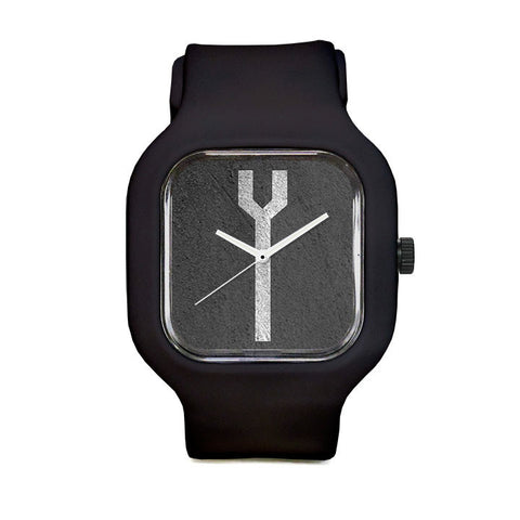Monolithic Monogram Y Sport Watch