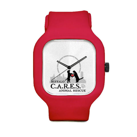 Buffalo CARES Sport Watch