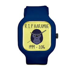Fred Delicious harambe Sport Watch