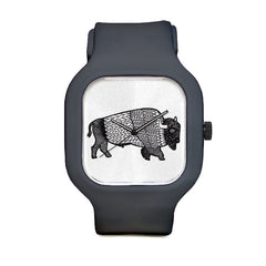 Buffalo Wing Sport Watch