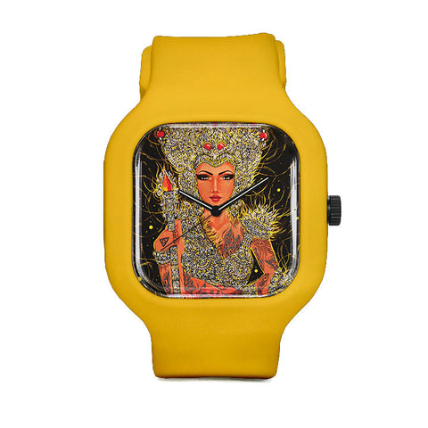 Golden Empress Sport Watch