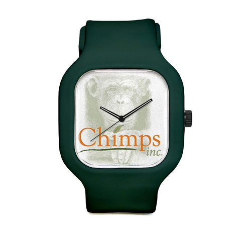 Join the Chimps Inc. Movement Sport Watch