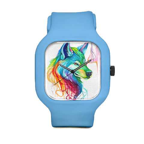 Wolf Splash Sport Watch