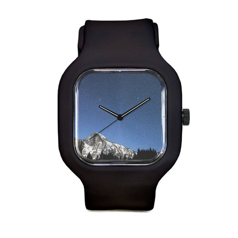 Access Fund Yosemite at Night Sport Watch