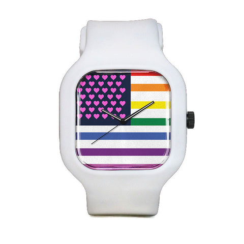 American Pride Sport Watch