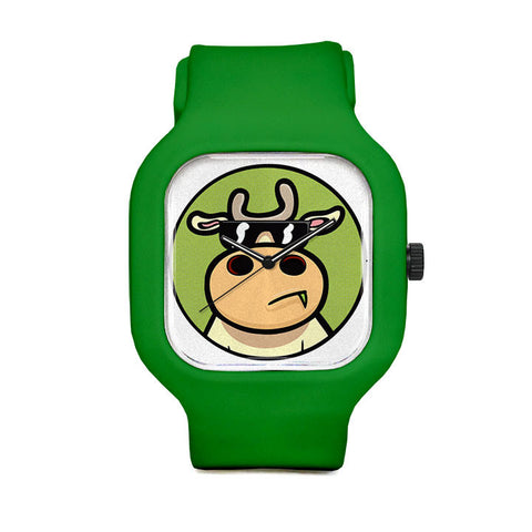 Cool Cow Sport Watch