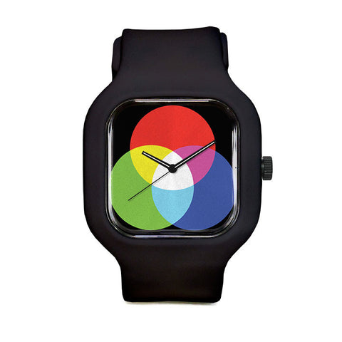 Color Theory Sport Watch
