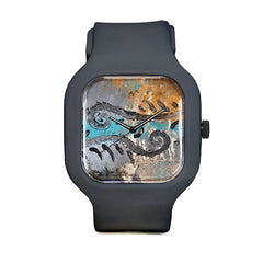 Abstract Empire Sport Watch