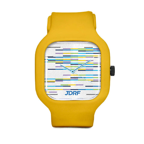 JDRF Stripes Sport Watch