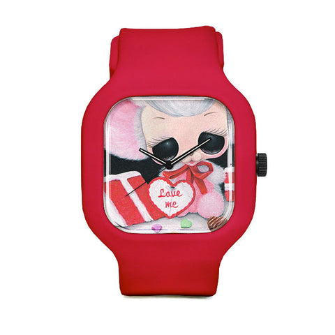 Love Me Sport Watch