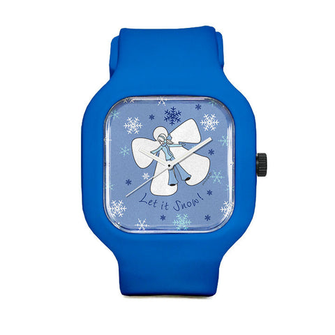 Let it Snow Sport Watch