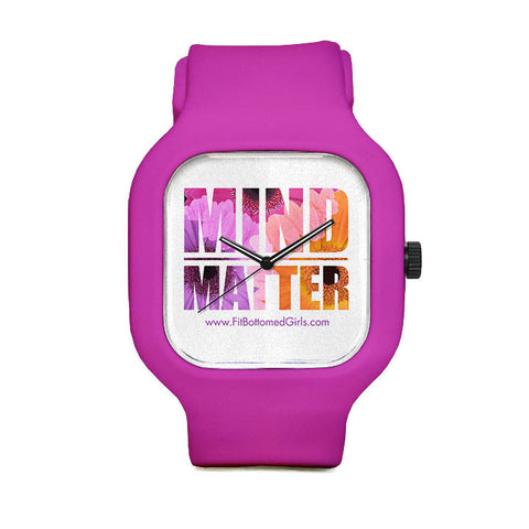 Mind Over Matter Sport Watch