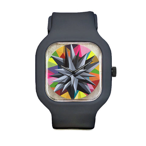 Grey Kaos Star Sport Watch