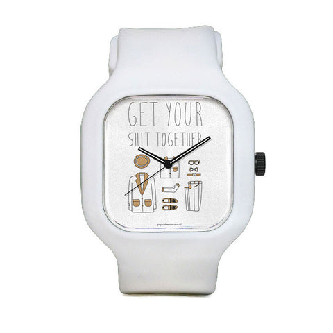 Get Your S*** Together Sport Watch