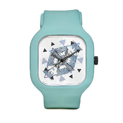VanyNany Space Geometry Sport Watch
