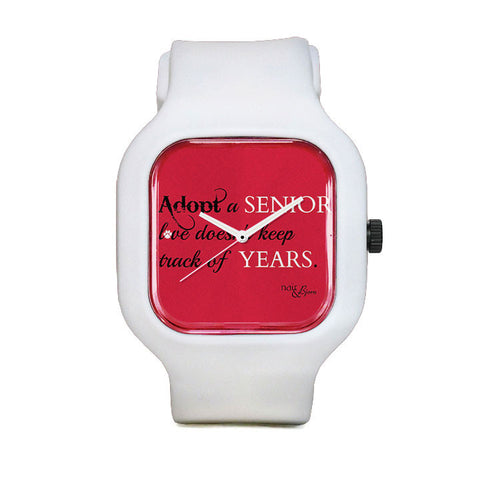 Adopt A Senior Sport Watch