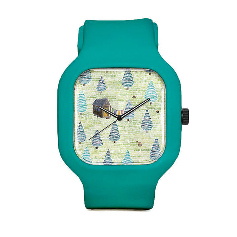 Tiny House Woods Sport Watch