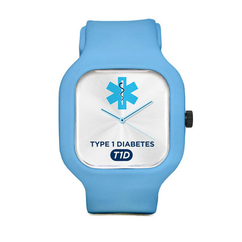 Type 1 Diabetes Alert Sport Watch