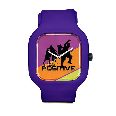 Project Positive Live from the 215 Sport Watch