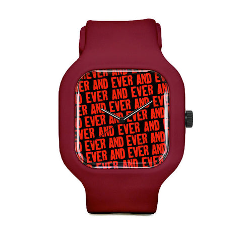 Forever and Ever Sport Watch