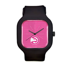 Pink Atlanta Hawks Sport Watch