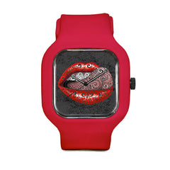 Precious Tongue Sport Watch