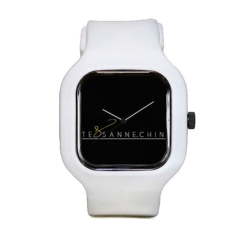 Tessanne Chin Dark Sport Watch