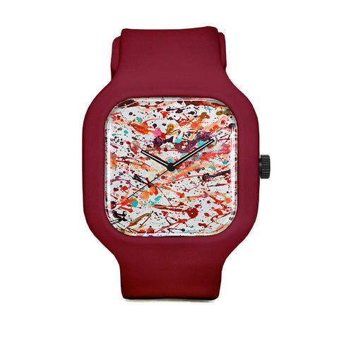 James Passos Beautifully Chaotic Sport Watch