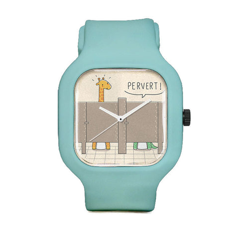 Pervert Sport Watch