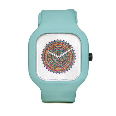 JenySt Mandala Sport Watch