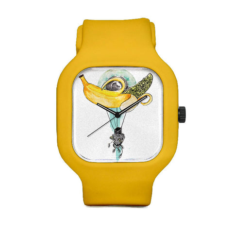 Bananaminati Sport Watch
