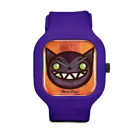 HalloweenCat Sport Watch