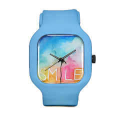 Palm Tree Smile Sport Watch