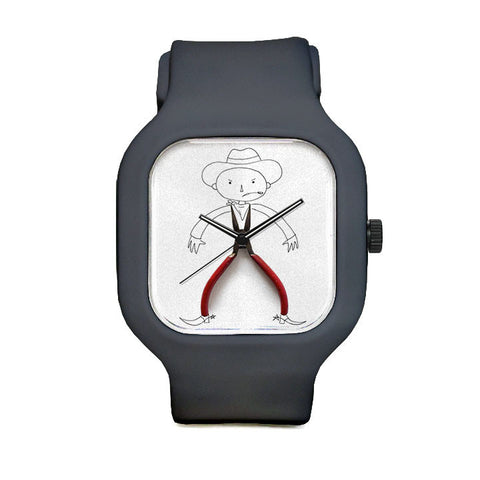 Cowboy of Pliers Sport Watch