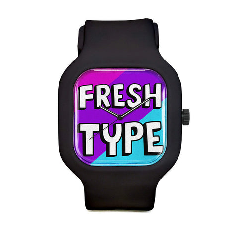 Fresh Type Sport Watch
