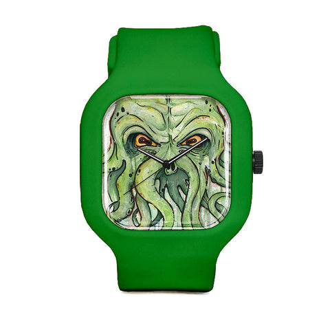 Cthulhu Sport Watch