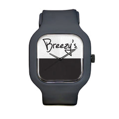 BreezysBlack Sport Watch