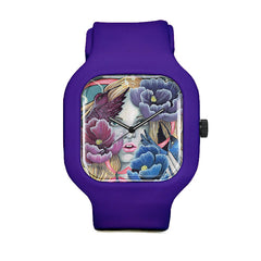 Hummingbird Dance Sport Watch
