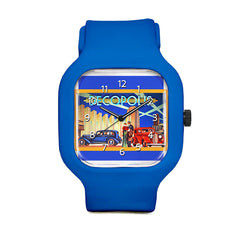 Blue Decopolis Sport Watch