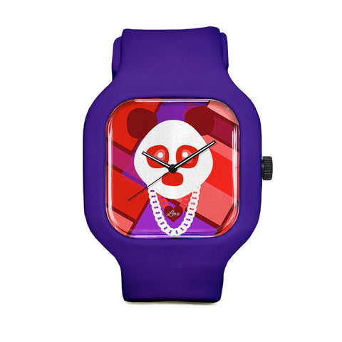 Panda Love Sport Watch