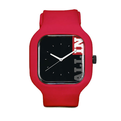 All In Black Sport Watch