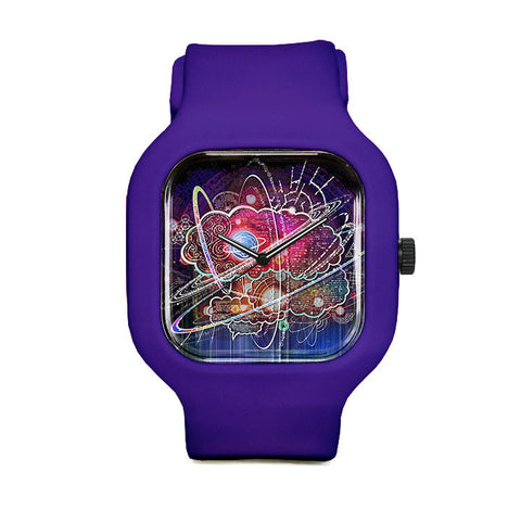 Science Clouds Sport Watch